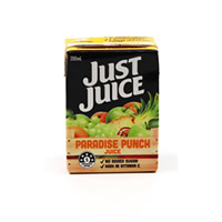 Just Juice Paradise Punch