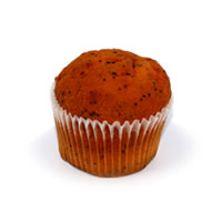 Muffin (Orange & Poppyseed)
